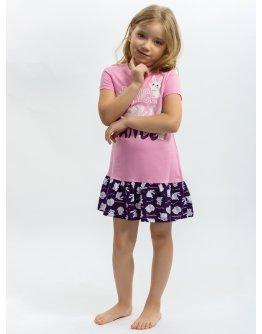 "Платье ""ПлД-7"" хэппи, трикотаж"