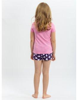"Пижама ""ПД-37"" хэппи, трикотаж"